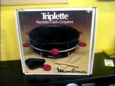 Raclette d 39 occasion - Raclette tefal electro depot ...